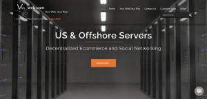 decentralized websites